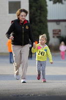 Fast Before the Feast Kid's Race 2012